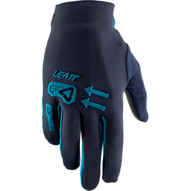 Leatt DBX 2.0 Windblock Handsker, blue ink